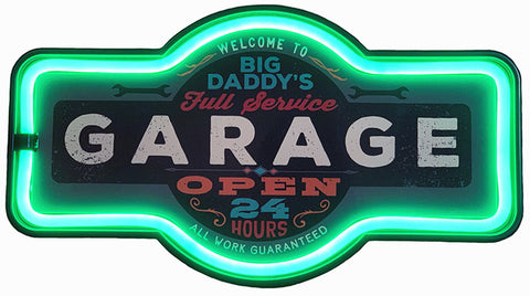 Big Daddy's Marquee Led Sign