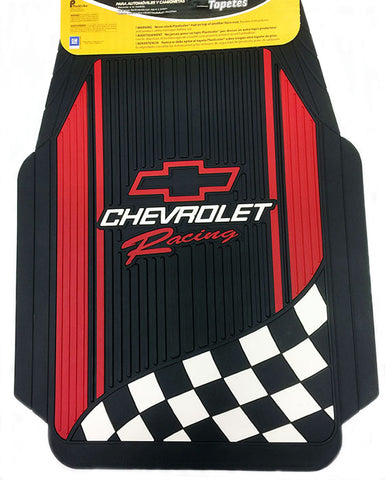 Chevrolet Racing Floor Mats