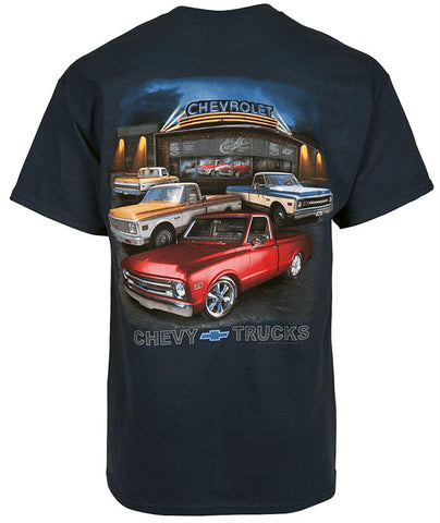 Chevy Pickup Dealership T/shirt
