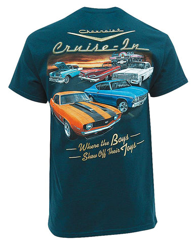 Cruise In Show Off Your Toys Tee