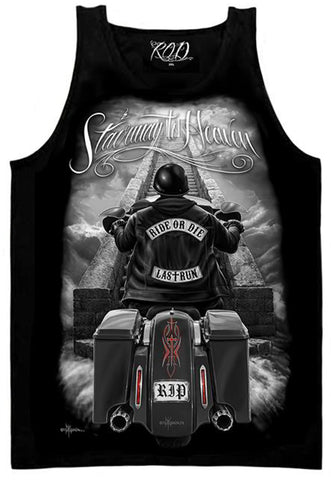 Stairway to Heaven Men's Tank