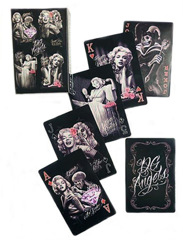 DGA Angels Playing Cards