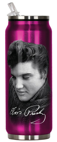 Elvis Stainless Can