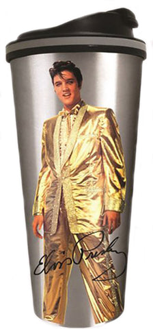 Elvis Stainless Travel Mug