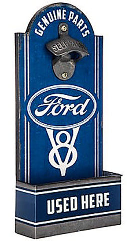 Ford Bottle Opener Wall Decor