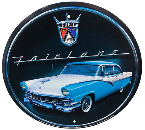 Ford Fairlane Sign