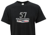 57 Chevy Bel Air Tee Shirt