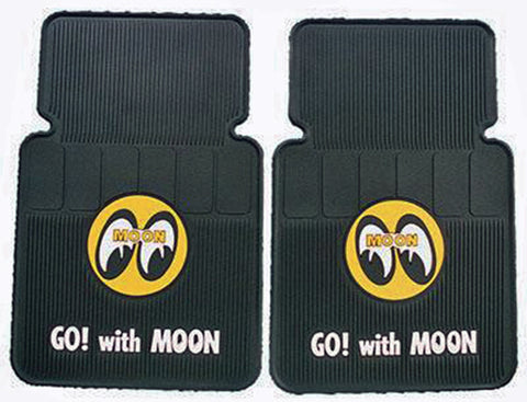 Go with Moon Floor Mats
