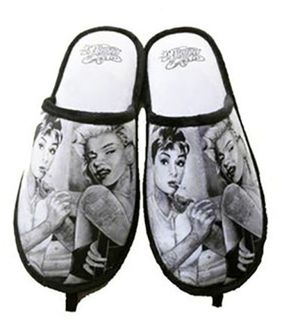JD Audrey Marilyn Slippers