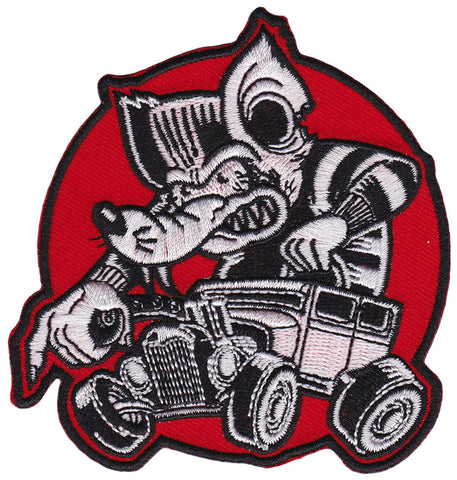 Ratrod Patch