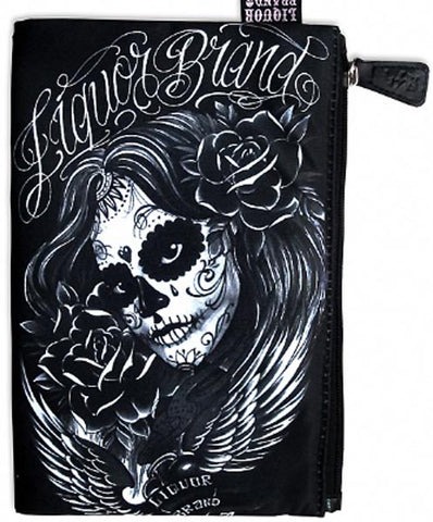 La Muerta Cosmetic Bag