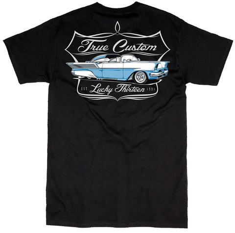 Lucky 13 True Customs Tee Shirt