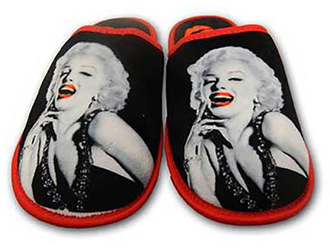 Marilyn Bombshell Slippers