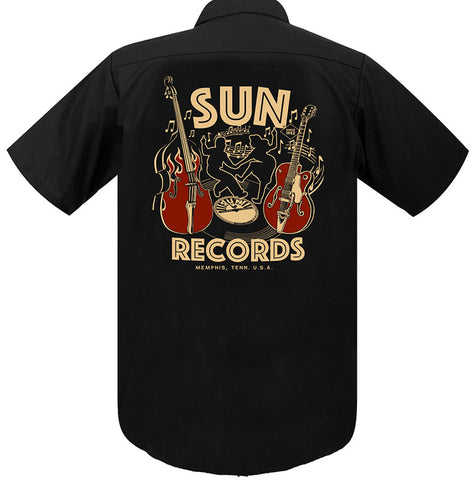 Sun Dance Work-shirt