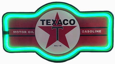 Texaco Marquee Led Sign