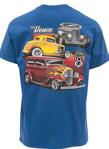 The Deuce Tee Shirt