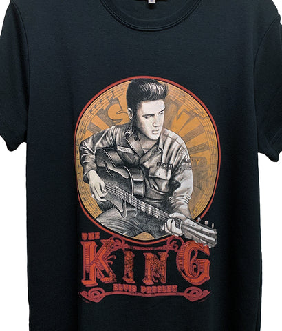 Young Elvis Tee Shirt