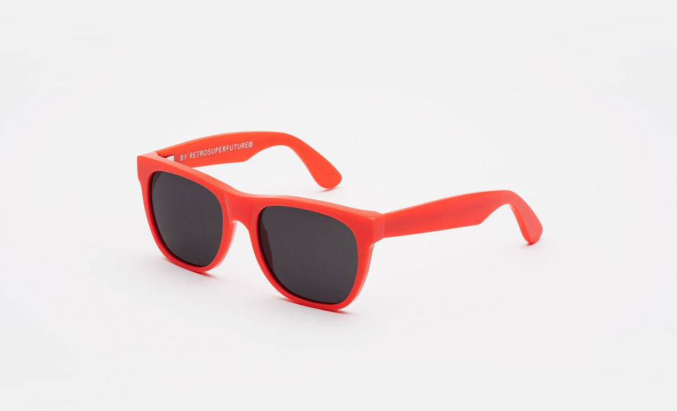 Kids Classics Fluo Red