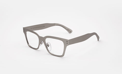 America Optical Silber