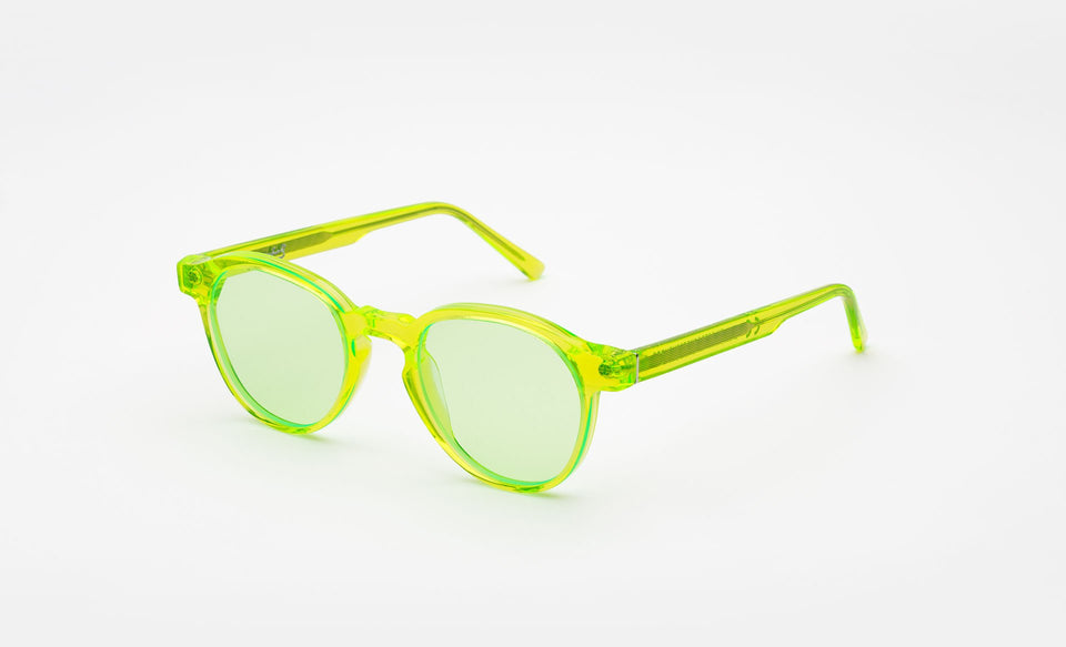 The Warhol Fluo Green