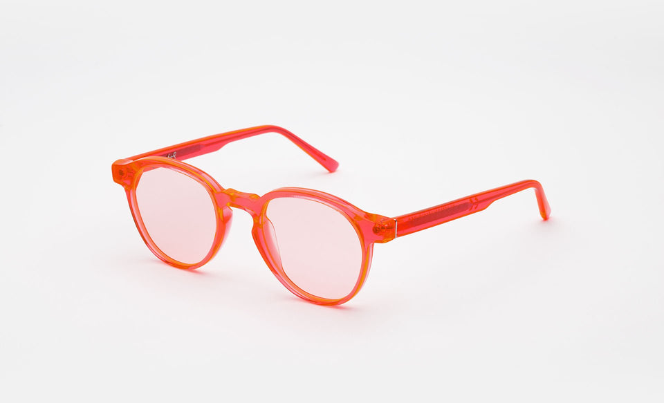 The Warhol Fluo Orange