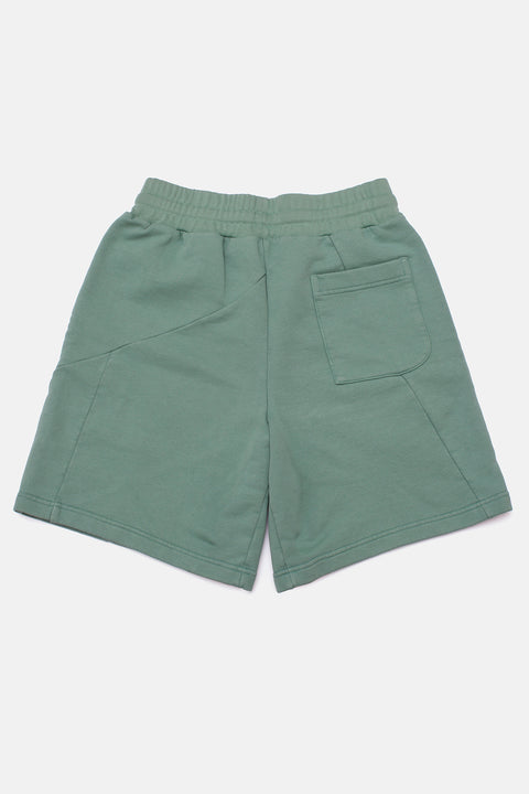 RSF x DC Deconstructed Terry Shorts Mint