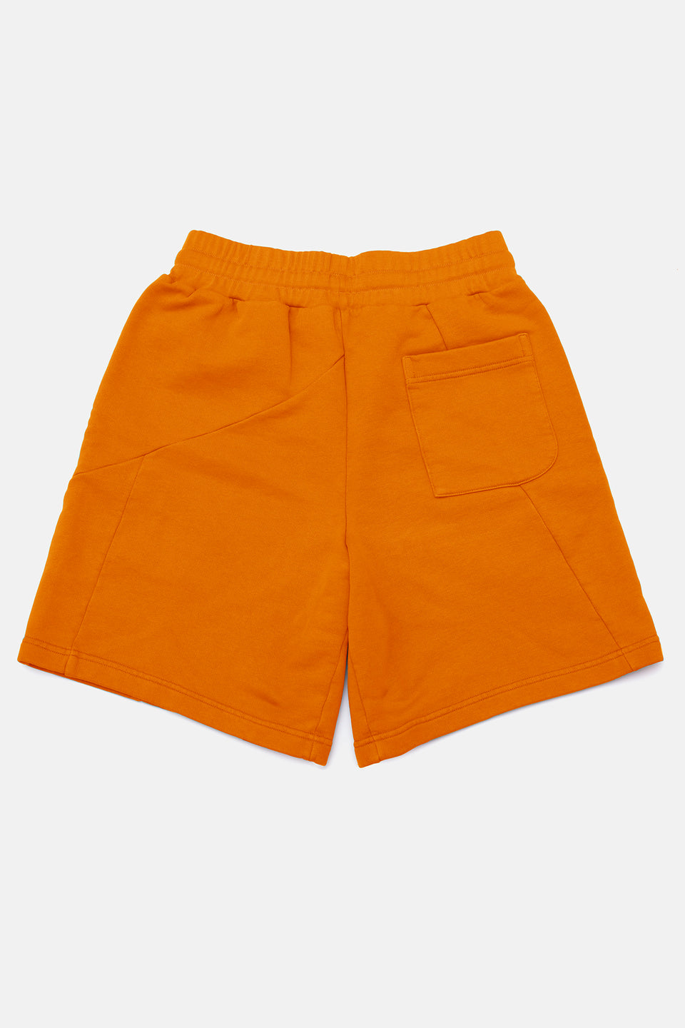 RSF x DC Deconstructed Terry Shorts Rusty Orange