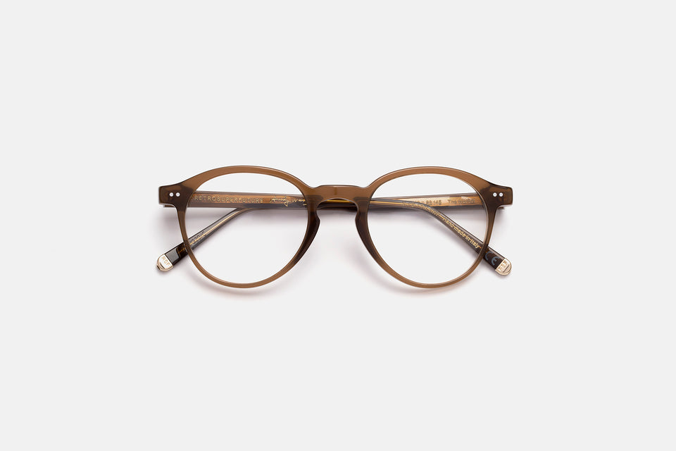 The Warhol Optical Brown