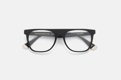 Flat Top Optical Nero