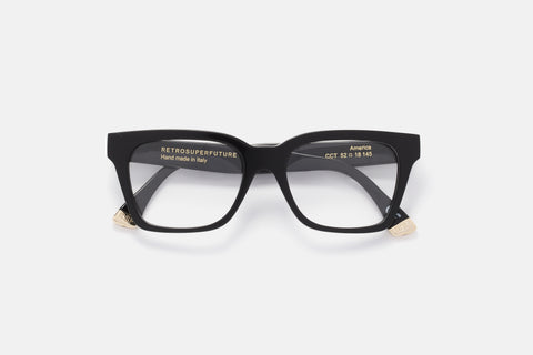 America Optical Nero
