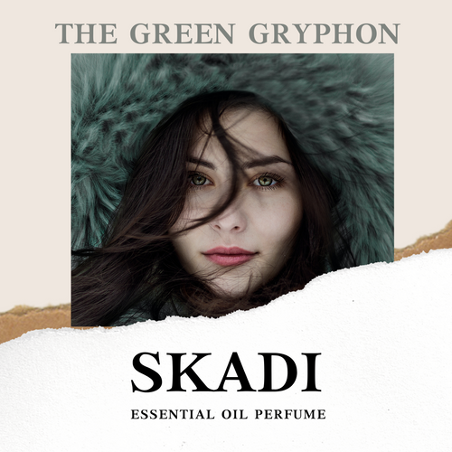 Skadi Essential Oil Blend - Unisex