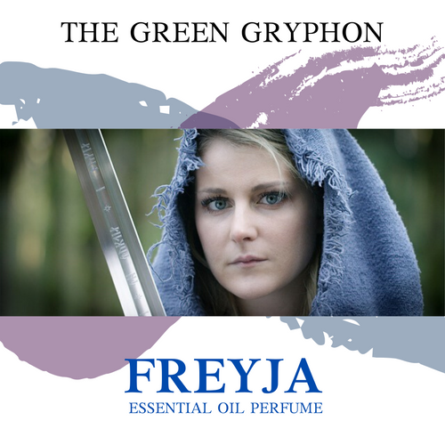 Freyja Essential Oil Perfume