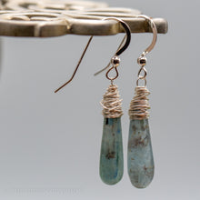 Load image into Gallery viewer, Jotunheim Earrings - The Green Gryphon