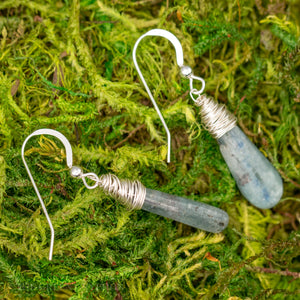Jotunheim Earrings - The Green Gryphon