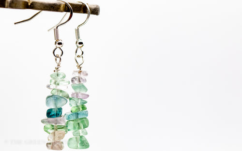 Flora Earrings - The Green Gryphon