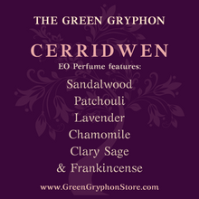 Load image into Gallery viewer, Cerridwen Essential Oil Perfume