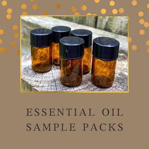 Essential Oil Sample Packs