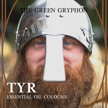 Load image into Gallery viewer, Tyr Essential Oil Cologne