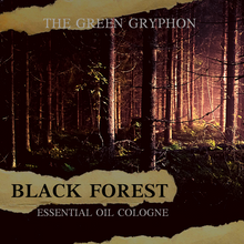 Load image into Gallery viewer, Limited Edition: Black Forest Essential Oil Cologne