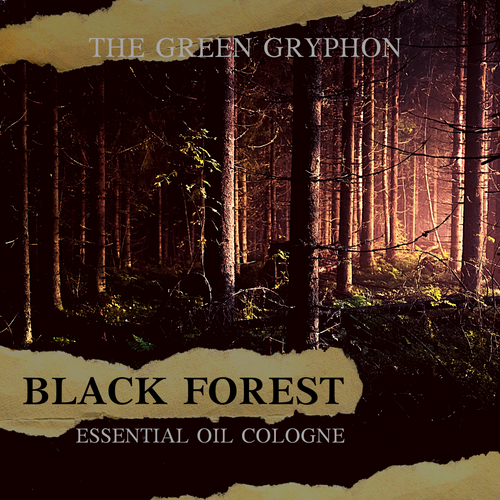 Limited Edition: Black Forest Essential Oil Cologne