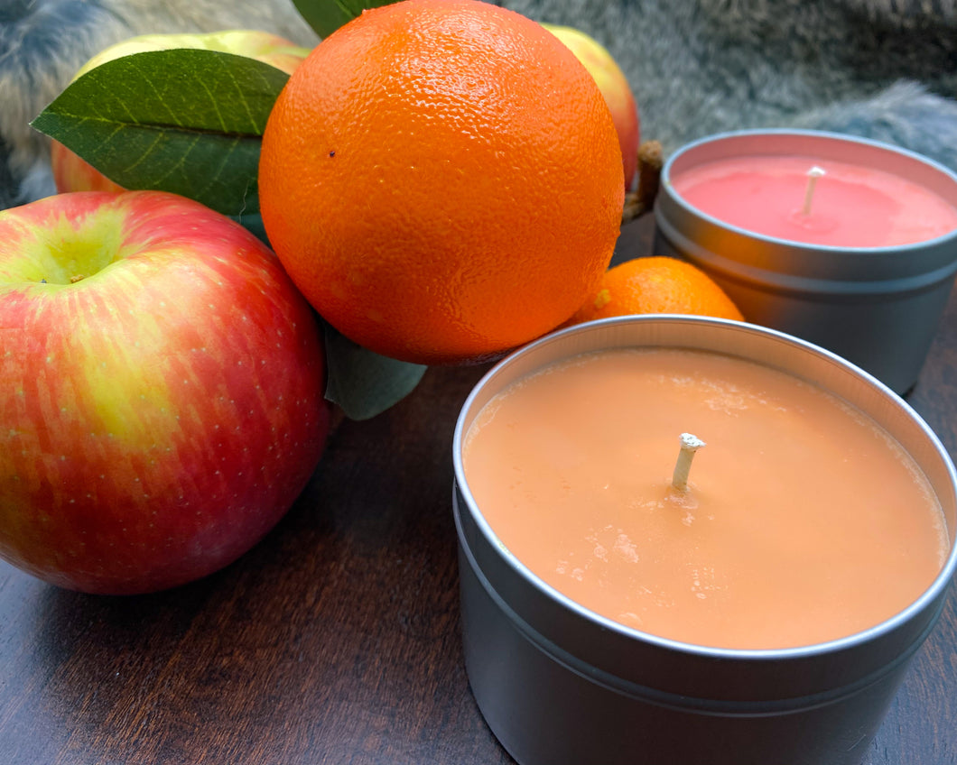 Fruit Harvest Candle