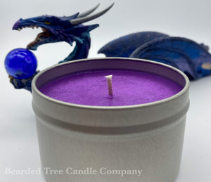 Dragon Realm Candle - The Green Gryphon