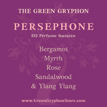 Load image into Gallery viewer, Persephone Essential Oil Perfume