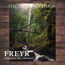 Load image into Gallery viewer, Freyr Essential Oil Cologne