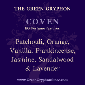 Coven Essential Oil Perfume