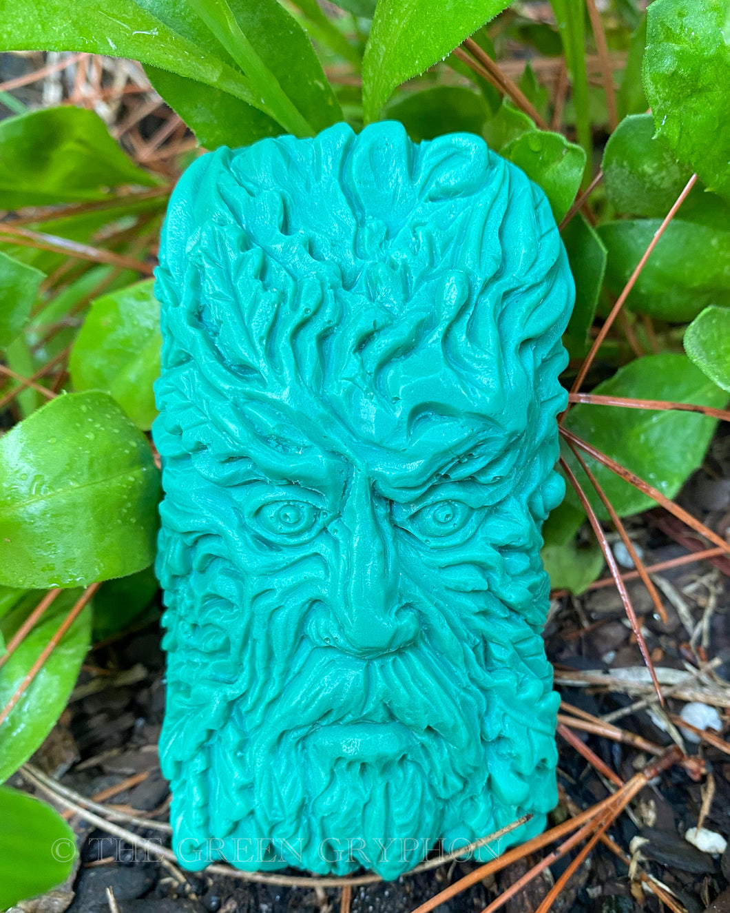The Green Man Soap
