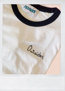 Outsider - a UNISEX tee