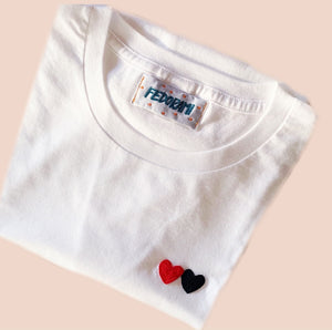 The ❤️❤️ t-shirt for girls