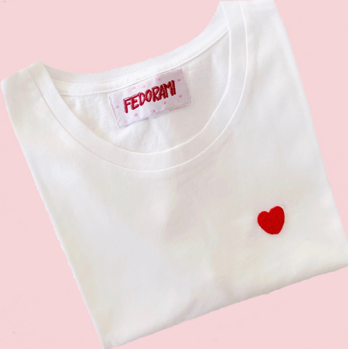 The TINY HEART tee