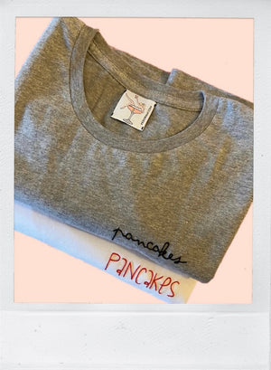 THE PANCAKES TEE - GIRL STYLE